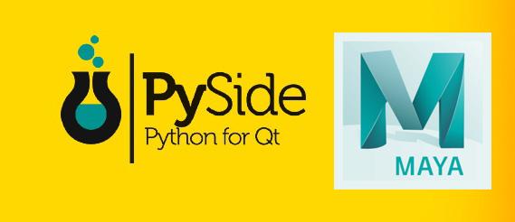 Embed Maya Native UI Objects in PySide2 (Maya 2017+) - Virtual
